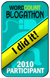 Blogathon 2010 badge